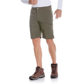 Tatonka Lajus Shorts Heren, bark green